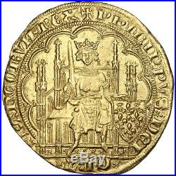 #30992 FRANCE, Ecu d'or, Gold, Duplessy #249A, 4.54