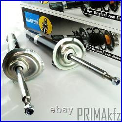 4x BILSTEIN Gasdruck Stoßdämpfer und FEBI BILSTEIN Domlager BMW 3er E46