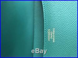 AUTHENTIC Hermes Constance 24cm Vertigo Epsom Gold Hardware Brand New