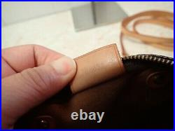 AUTH LOUIS VUITTON Monogram mini Speedy Crossbody Shoulder bag-KL2A (FEDEX)