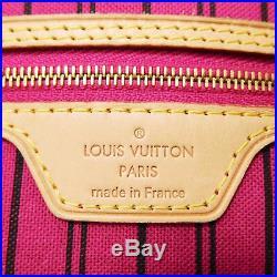Auth LOUIS VUITTON Monogram Delightful Full PM M50155 Shoulder Bag Brown France