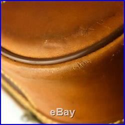 Auth LOUIS VUITTON STRATOS 50 Trunk Case Suitcase Monogram M23238 Brown JUNK
