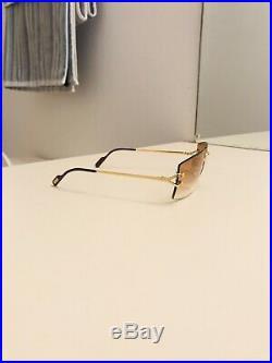 Authentic Cartier C Décor Glasses