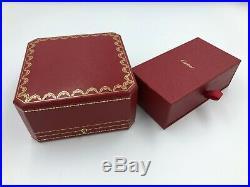 Authentic Cartier Love Bracelet Bangle 18K YG Size 17 CM Yellow Gold Mint