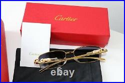 Authentic Cartier Sunglasses