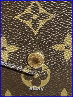 Authentic Louis Vuitton Monogram Pochette Felicie Gold Chain Bag MADE IN FRANCE