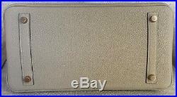 BNIB Authentic HERMES Gris Tourterelle Birkin 30CM Togo Rose Gold Hardware