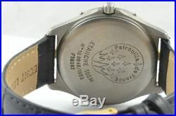 Breitling Aerospace Patrouille France Stahl/gold Limited + Papiere Rar F56062