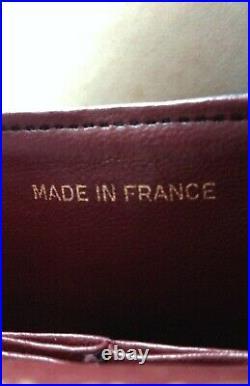 CHANEL Classic Vintage Black Lambskin 24K Gold Small Double Flap Crossbody Bag