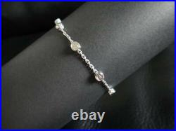 Cartier Bracelet Love Bastille 750 White Gold with box and Guarantee card