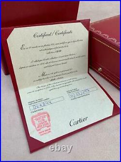 Cartier Love Bracelet SM Rose Gold Size 19