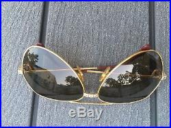 Cartier Paris Sunglasses Made In France. Pre-Owned