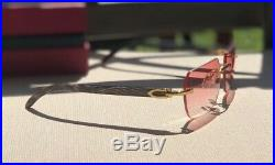 Cartier Smooth Marble Rose Pool SP Buffalo C Décor Sunglasses
