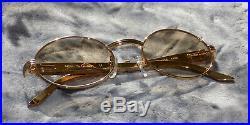 Cartier Titanium Steel Buffs Buffalo Ye's Carti Sticks C Décor Sunglasses