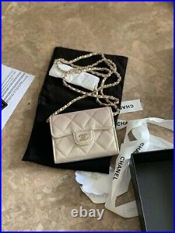 Chanel Clutch on Chain