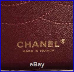 Chanel Jumbo Black Caviar With Gold Hardware (100% AUTHENTIC)