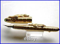 Crocodiles De Cartier Fountain Pen Only 888 Made