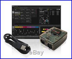 DVC4 GOLD Daslight Virtual Controller DMX USB Lighting Interface by Nicolaudie