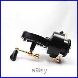 Gold Garcia Mitchell 300 DL Fishing Reel. Made in France