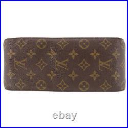 LOUIS VUITTON Looping MM Shoulder Bag Monogram Canvas M51146 Authentic #RR737 Y