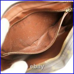 LOUIS VUITTON TROCADERO 23 Crossbody Shoulder Bag Monogram M51276 Brown