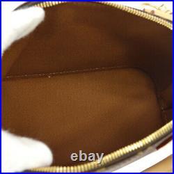 Louis Vuitton Alma Bb 2way Hand Bag Purse Monogram Canvas M53152 Sn3109 03056