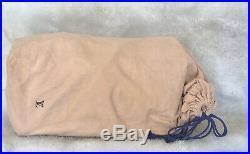 Louis Vuitton Cipango Tan Gold Epi Leather Keepall 50 Duffle Travel Bag Damier