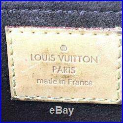 Louis Vuitton Crossbody Pochette Metis Monogram Brown Coated Canvas Messenger