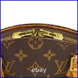 Louis Vuitton Ellipse Pm Hand Bag Mi0948 Purse Monogram Canvas M51127 31293