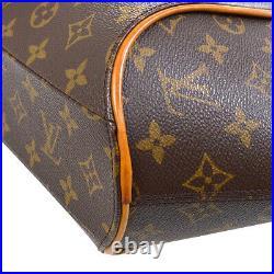 Louis Vuitton Ellipse Pm Hand Bag Mi1927 Purse Monogram Canvas M51127 31363