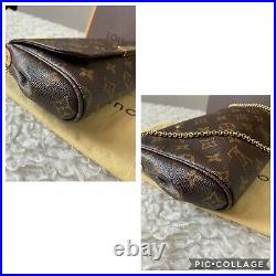 Louis Vuitton Favorite MM Monogram Crossbody Bag Purse Clutch