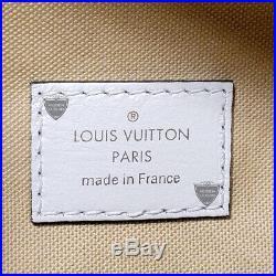 Louis Vuitton Giant Monogram Bumbag Khaki Green Beige FannyPack Shoulder M44611
