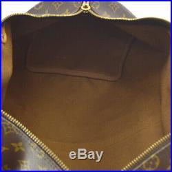 Louis Vuitton Keepall 50 Travel Hand Bag Purse Monogram M41426 Mb0950 A46583