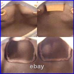 Louis Vuitton Mini Speedy Hand Bag Monogram Leather M41534 Vintage Auth #OO660 S
