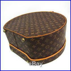 Louis Vuitton Monogram Boite Chapeaux Hat Holder M23624 Handbag Monogra BF325377