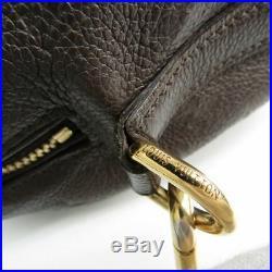 Louis Vuitton Monogram Empreinte Speedy Bandouliere 25 M40761 Women's FVGZ000012