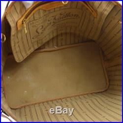 Louis Vuitton Neverfull MM Shoulder Tote Bag Monogram M40156 Sp2097 A46915