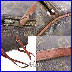 Louis Vuitton Papillon 30 Hand Bag Monogram Canvas M51385 Authentic #JJ105 S