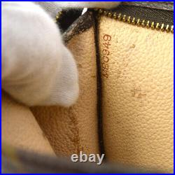 Louis Vuitton Poche Toilette 15 Cosmetic Pouch Purse Monogram M47546 04441