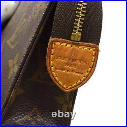 Louis Vuitton Poche Toilette 15 Cosmetic Pouch Purse Monogram M47546 30774