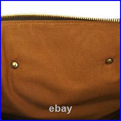Louis Vuitton Rivera Gm Travel Hand Bag Ar1002 Purse Damier N41432 Auth 00181