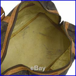 Louis Vuitton Sac Sport Travel Hand Bag Purse Vintage Monogram M41444 A45672