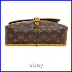 Louis Vuitton Sologne Cross Body Shoulder Bag Sl0071 Monogram M42250 A54144