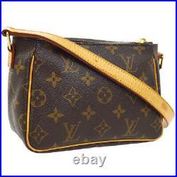 Louis Vuitton Viva Cite Pm Cross Body Shoulder Bag Monogram Vi1004 00367