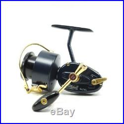 Mitchell 410DL Fishing Reel. Gold and Blue. Made in France