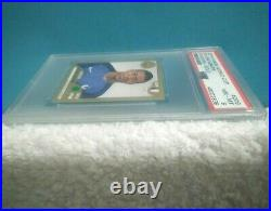 Panini GOLD Mbappe #209 Rookie PSA 8 sticker World Cup 2018 RUSSIA LIMITED RARE