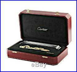 Precious Cartier La Dona Crocodiles Le Menagerie Fountain Pen Le 888