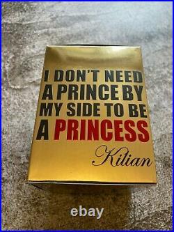 Princess by Kilian Eau de Parfum Spray 3.4 oz 100 ml EDP New Sealed box Gold