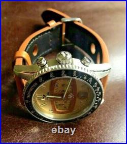 Yema Rallygraf chrono. Made in France. As new